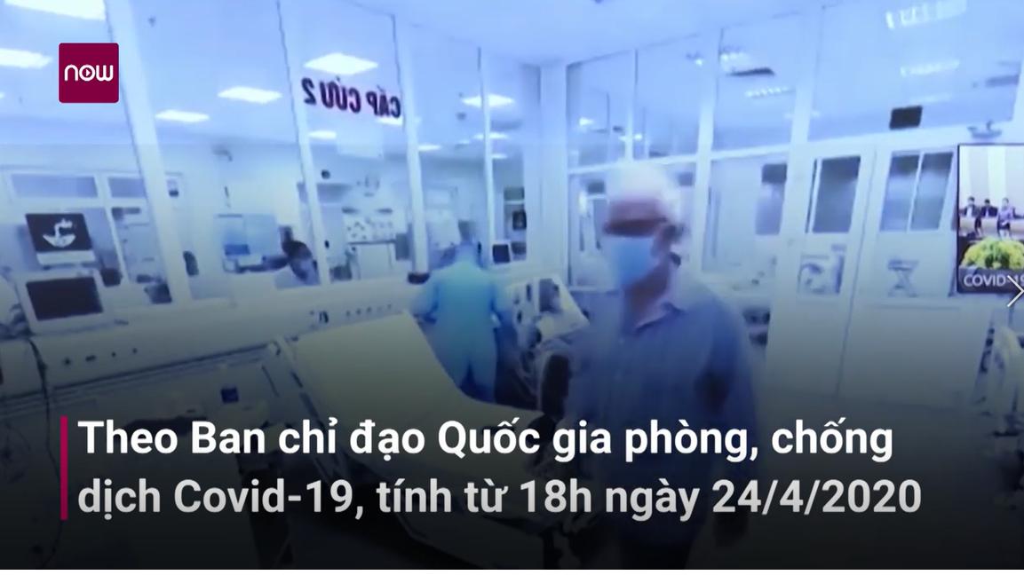 Sáng 25_4- Việt Nam không ghi nhận ca nhiễm virus Corona mới