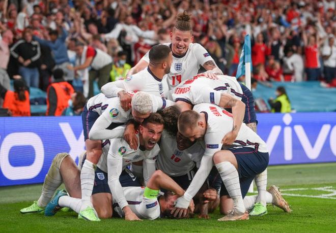 Vào chung kết Euro 2020, đội tuyển Anh lập hàng loạt kỷ lục   VTC Now