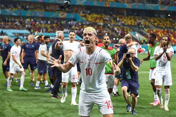 Điểm nhấn vòng 1_8 Euro 2020- Địa chấn và cơn mưa bàn thắng - VTC Now