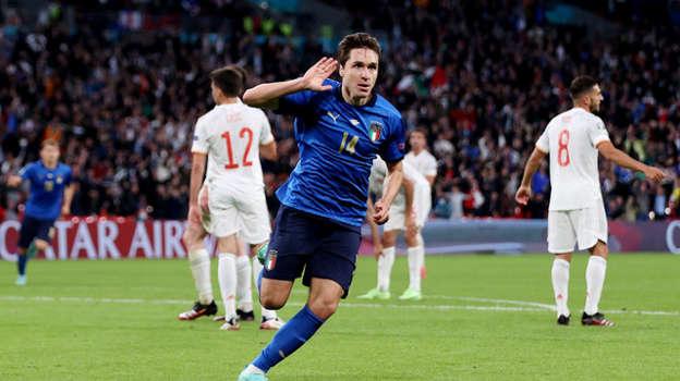 Euro 2020- Italia giành quyền vào chung kết sau loạt luân lưu cân não - VTC Now