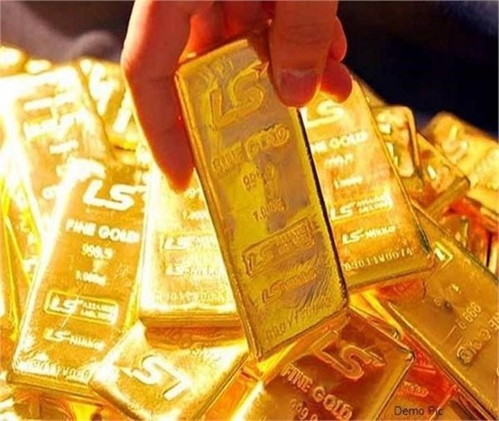 Giá vàng ngày 22_4_2021- Vàng tăng mạnh trước sự yếu thế của trái phiếu Mỹ và USD