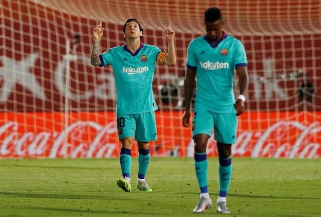 Messi gồng gánh Barcelona- Đã đến lúc đường ai nấy đi