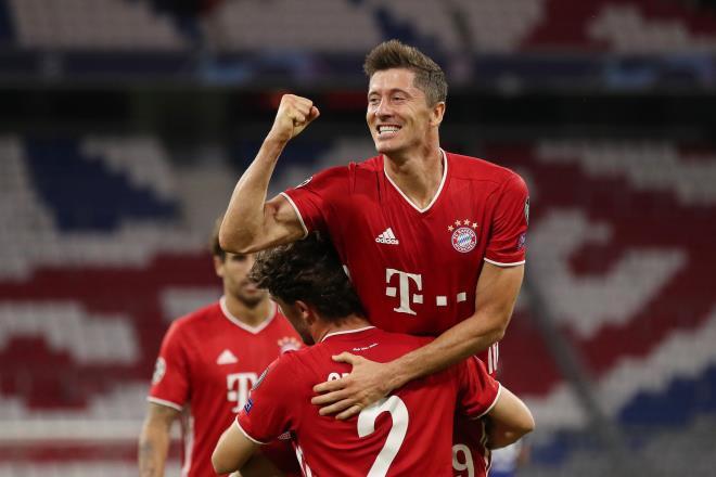 Bayern vùi dập Atletico Madrid, Real thủng lưới 3 bàn trong 13 phút