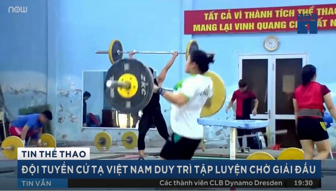 Cử tạ Việt Nam- Hoãn giải, không hoãn tập