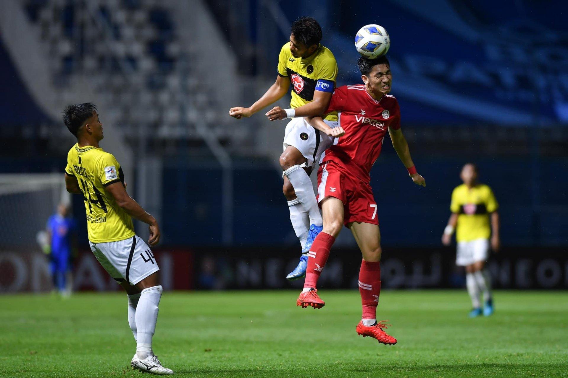 Đè bẹp Kaya, Viettel FC giành thắng lợi lịch sử tại AFC Champions League - VTC Now