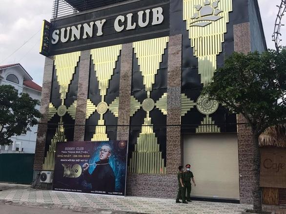 Khởi tố 2 vụ án liên quan đến quán bar, karaoke Sunny ở Vĩnh Phúc