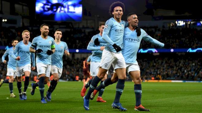 West Brom 0-5 Man City- Pep Guardiola vươn lên đỉnh bảng