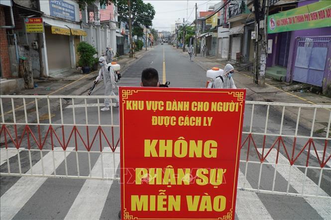 Sau TPHCM, Đồng Nai cũng giãn cách xã hội toàn tỉnh theo Chỉ thị 16 từ 0 giờ 9_7 - VTC Now
