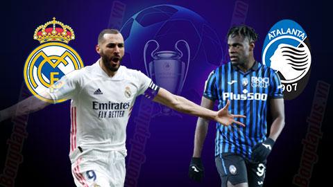 [Nhận định] Real Madrid vs Atalanta- Zidane tiết lộ việc tái hợp với Ronaldo