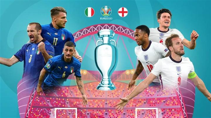 Chung kết Euro 2020 - Italia Vs Anh- Đội tuyển Italia coi chừng -dớp- luân lưu - VTC Now