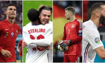 Nhìn lại vòng bảng Euro 2020- -Ác mộng- phản lưới và hỏng phạt đền - VTC Now